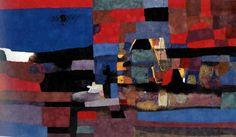 Alberto Burri - Untitled-1952