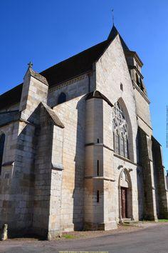 Collégiale Saint Marcel, 58700 Prémery