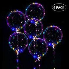 BoBo Ballon LED Luftballons Hochzeit Helium Ballons Transparente Ballons mit LED B… – Frohe Weihnachten Helium Balloons, Transparent Balloons, Wedding Balloons, Gold Party, Party Hats, Fairy Lights, Wedding Centerpieces, Christmas Holidays, Couple Quotes
