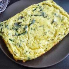 Recette Tortilla blettes et ricotta par Papilles-on-off - recette de la catégorie Plats végétariens
