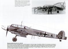 Bf-110 D