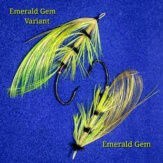 Emerald Gem & Emerald Gem Variant By Tatsuyoshi Ikeda