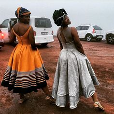 Look at this Classy African style Xhosa Attire, African Attire, African Wear, African Women, African Beauty, African Style, African Print Dresses, African Fashion Dresses, African Dress