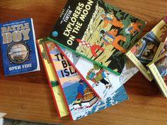Sunnyside Farm Fun: Favourite books for boys . Farm Fun, Books For Boys, Book Lists, My Boys, Good Books, Cruise, Literature, Homeschool, Old Things