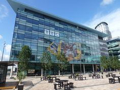 BBC Media City, Salford, Manchester South Manchester, The Second City, British Countryside, Salford, Great British, Great Pictures, Holiday Destinations, Favorite Holiday, North West