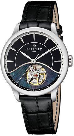 Abrir señora Heart Perrelet reloj de Primera Clase