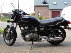 Suzuki GSX 750 E #bikes #motorbikes #motorcycles #motocicletas #motos