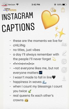camera effects,photo filters,camera settings,photo editing Instagram Picture Quotes, Instagram Captions For Selfies, Good Insta Captions, Instagram Quotes Friendship, Good Bios For Instagram, Instagram Caption Quotes, Funny Captions For Pictures, Group Picture Captions, Cute Short Captions