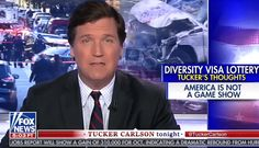 "VIDEO: Tucker Carlson UNLOADS on the absurd ""Diversity Lottery"" that NYC terrorist came through"