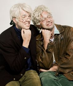 George St. Geegland and Gil Faizon, otherwise known as John Mulaney and Nick…