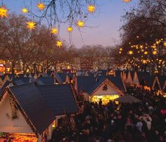 Cologne Christmas Markets, Germany This one might be my favorite Christmas Market.