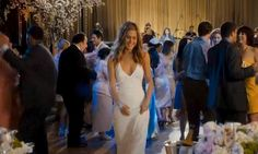 jennifer aniston just go with it wedding dress - Google Search