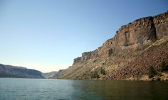 Lake Billy Chinook Oregon