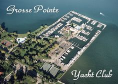 Grosse Pointe Yacht Club is one the best places on the lake.  #lakestclair #grossepointeyachtclub