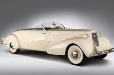 1934 Cadillac V-16 Roadster
