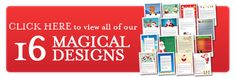 Click here to view our 19 Magical Designs!! Highly personalized, very special Letters from Santa! || www.easyfreesantaletter.com