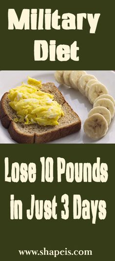 Military Diet: Lose 10 Pounds in Just 3 Days #fitness #beauty #hair #workout #health #diy #skin #Pore #skincare #skintags #skintagremover #facemask #DIY #workout #womenproblems #haircare #teethcare #homerecipe