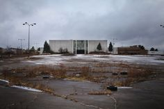 The Economics (and Nostalgia) of Dead Malls