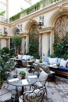 Paris - Ralph Lauren Restaurant