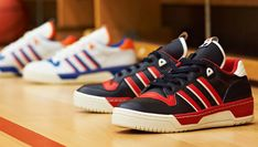 3b3f92262d647 adidas Originals Consortium Rivalry Lo Sneakers