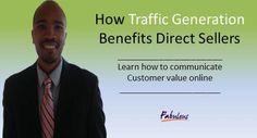 How Direct Sellers Communicate Value Online  KelseySimonnet