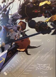 'Digimon Adventure tri: Reunion': fecha en Blu-ray y DVD