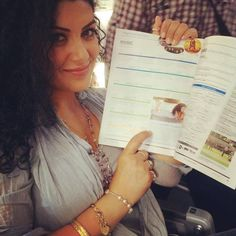 Hey! Look at me on #AmericanAirlines, American Way Magazine! I am the Spotlight Artist of the month of August! #Roxart Inc. http://on.fb.me/1vTeUGR