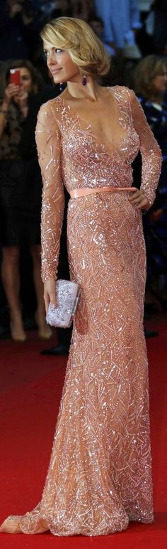 Elie Saab...siempre una maravilla de #vestidos!