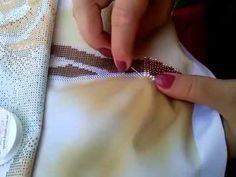 Организация рабочего процесса, мой способ вышивания бисером - YouTube Loom Beading, Beaded Embroidery, Beads, Crocheting, Videos, Seed Beads, Beading, Bead Weaving, Sequins