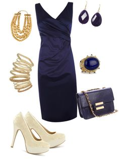 Cocktail Hour, created by michellelindsey on Polyvore