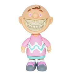 Charlie Grin OG Pink Edition by Ron English ($249.95) #charliegrin #ronenglish #fatsuma #fatsumatoys #blindbag #ogpinkedition #jpsgallery #roneglishart #popaganda #madebymonsters #limitededition #teampopaganda #awesome #cool #instacool #beautiful #beauty #amazing #love #instalove #fun #art #instagood #collectible #toy #new