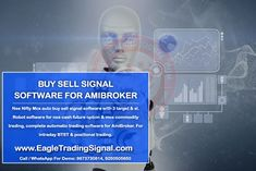Robot Software, Technical Analysis, Stock Market, Target, Buy And Sell, Training, Marketing, Future, Free