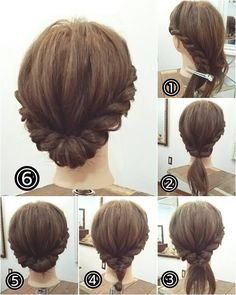 wedding hair wedding hair dos hair jewellry hair vine hair styles long hair down wedding hair hair natural hair with extensions Medium Long Hair, Medium Hair Styles, Short Hair Styles, Bun Styles, Bridesmaid Hair, Prom Hair, Prom Updo, Cabelo Ombre Hair, Braided Hairstyles