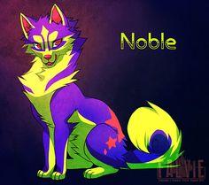 Noble by falvie.deviantart.com on @deviantART