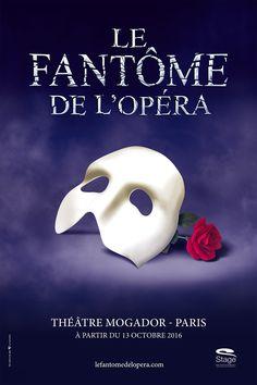 """""""Le Fantôme de L'Opéra"""""""