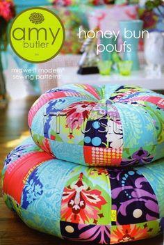 Amy Butler Pouf Pattern