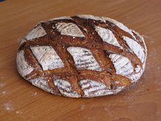 pan de cinco harinas, iban yarza