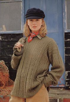 Kinsale - Alice Starmore design - Virtual Yarns