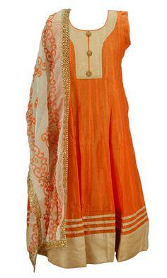 Design 10 - semi-stitched kurti with neat embellishments #indianwear #guuguwomen