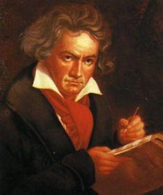 Beethoven LEFT-HANDED