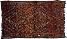#Vintage #MoroccanRug #BerberTribes #Morocco #CarpetCrush 6 x 10