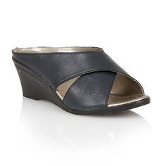 Lotus Trino casual sandals, Navy