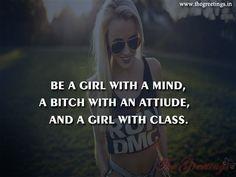 Attitude Caption For Instagram, Good Instagram Captions, Instagram Quotes, Cute Captions For Girls, Girly Captions, Attitude Quotes For Girls, Girl Attitude, Facebook Captions, Caption For Girls