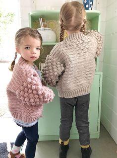 Ravelry: Mini Poet Cardigan pattern by Little Golden Nook Toddler Cardigan, Crochet Cardigan Pattern, Knit Crochet, Crochet Patterns, Crochet Hats, Crochet Toddler Sweater, Crochet Baby Sweaters, Free Crochet, Baby Girl Crochet