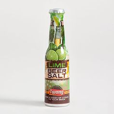 Just for you mom!! ;) I guess you can try World Market? Twang Lime Beer Salt | World Market