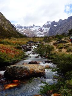 laguna esmeralda, ushuaia, tierra del fuego, argentina. www.vanezacomz.blogspot.com.br