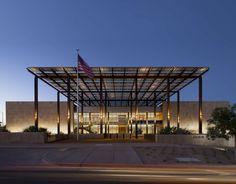 John M. Roll United States Courthouse on Architizer