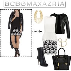 The Art of Chic with BCBGMAXAZRIA: Contest Entry
