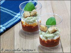 Bicchierini tricolore, ricetta veloce | A pummarola 'ncoppa with our Mini Dessert Tubito #Poloplast