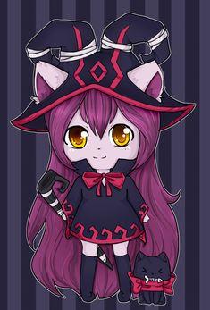 Wicked Lulu - League of Legends by linkitty.deviantart.com on @deviantART